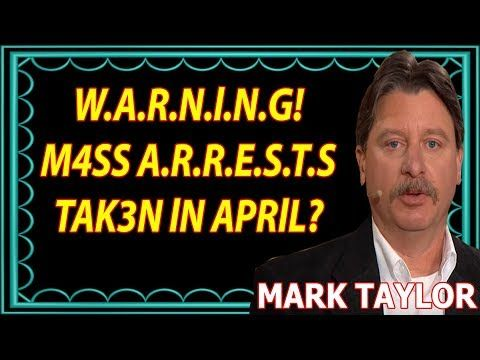 🔴 Mark Taylor New Prophecy (March 17, 2019) — W A R N l N G