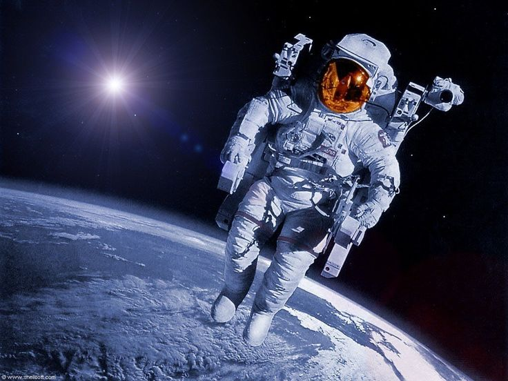 When astronauts came home sick, NASA incorporated magnets into their space suits to connect them to the Earth's magnetic field. #magnets #nikken #naturalhealing