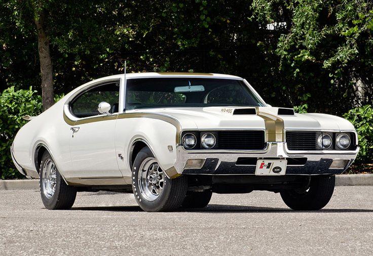1969 Oldsmobile 442 Hurst/Olds