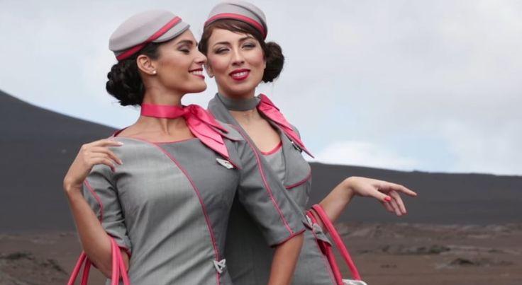PNC Contact, hôtesse de l'air et steward – Air Austral, nouveaux ...
