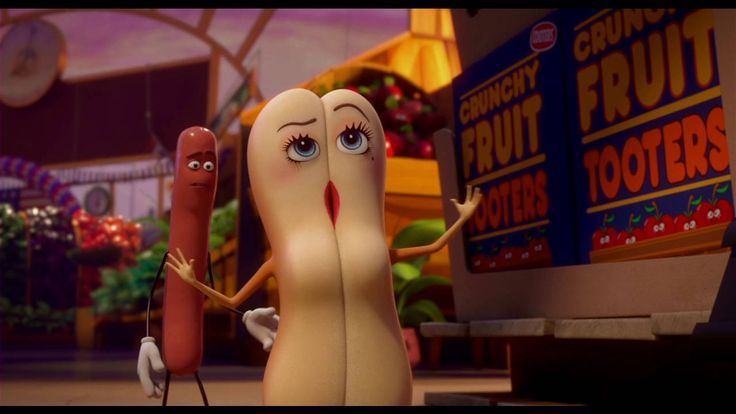 SAUSAGE PARTY Red Band Trailer 2