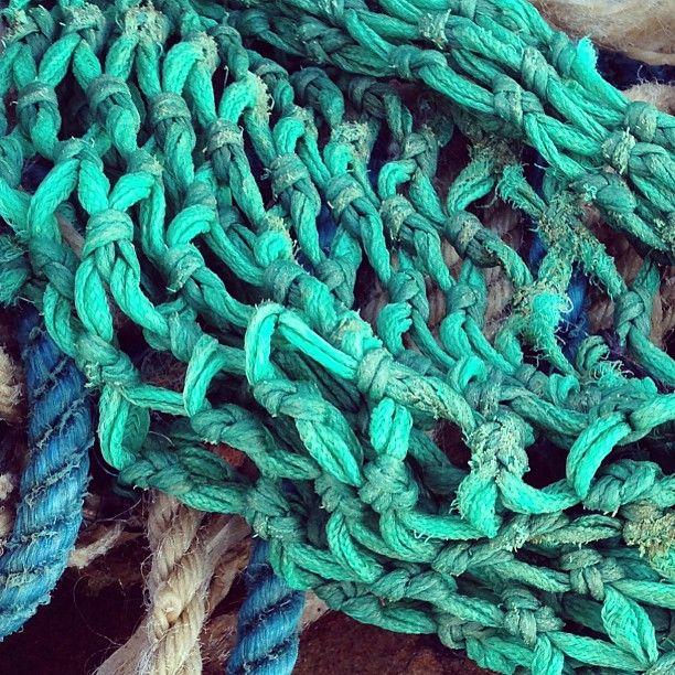 "@Ali Velez Velez Elly's photo: ""#turquoise #rope #net #nothingisordinary #nautical #beautiful #coast #summer #shore #simple #seaside #stunning_shots #design #geometric #lines #pattern #texture #weathered #igers #icatching #instagood #iphoneonly #ig_captures #instagramers #instapicture #igersworldwide"""