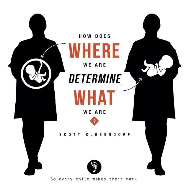 Location doesn't determine your personhood. #prolife #Catholic  T/Y @Catholic Sistas