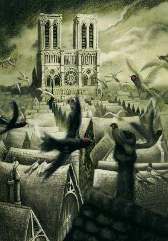 El Jorobado de Notre Dame, Benjamin Lacombe