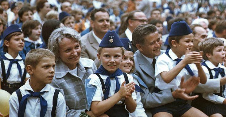 Margot Honecker Kinder