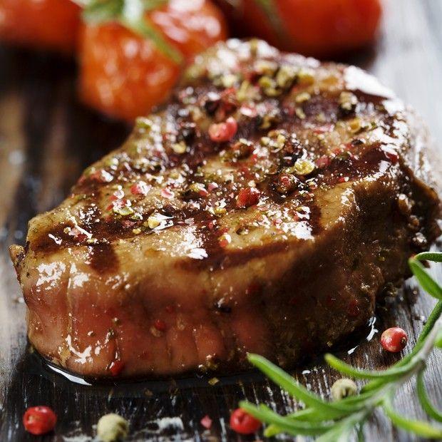 Três motivos para comer carne vermelha