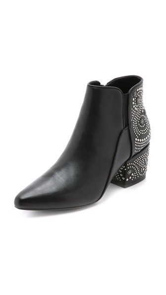 Belle by Sigerson Morrison Cynna Embellished Booties