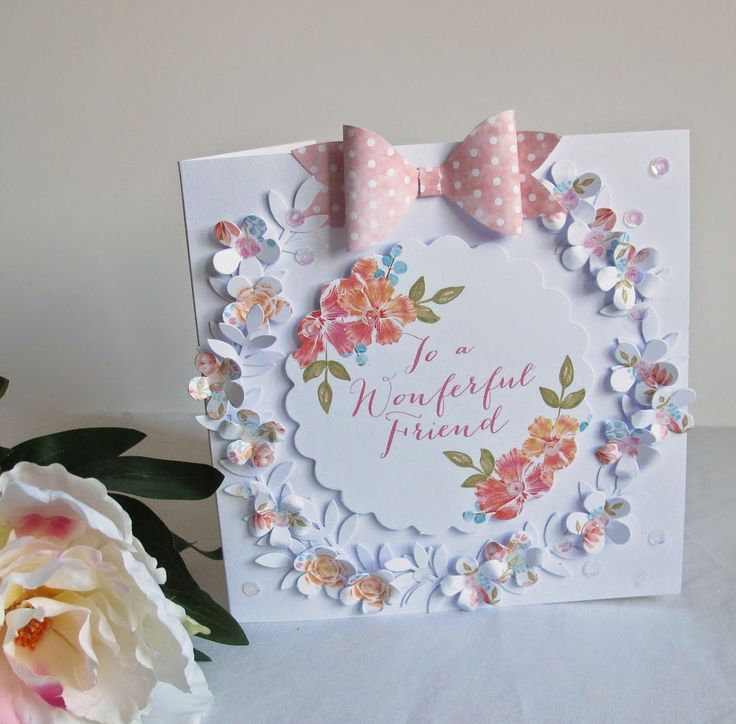 Craftwork Cards Blog: Paper Floristry