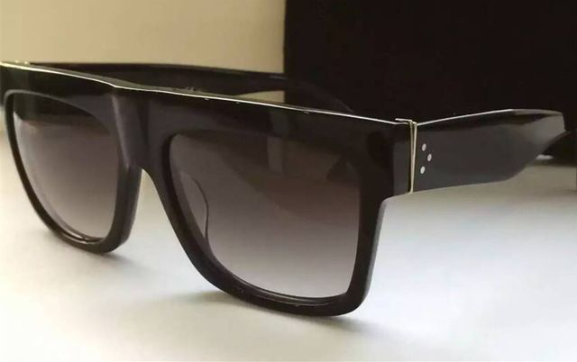 Hot!2016 NEW 41756 black imbricata polarizing sunglasses brand women's glasses. Popular With Original packaging Black bag US $53.67 To Buy Or See Another Product Click On This Link  http://goo.gl/yekAoR