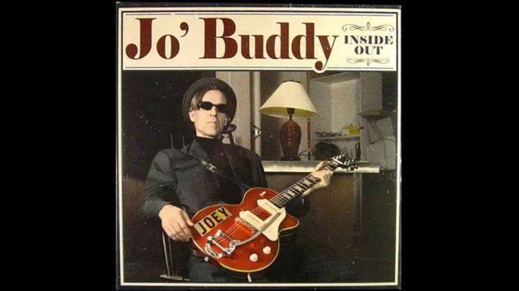 """Jo' Buddy: """"You Made My Dream Come True"""" Jussi Raulamo a.k.a. Jo' Buddy is a blues guitarist, composer and singer-songwriter from Tampere/ Finland"""