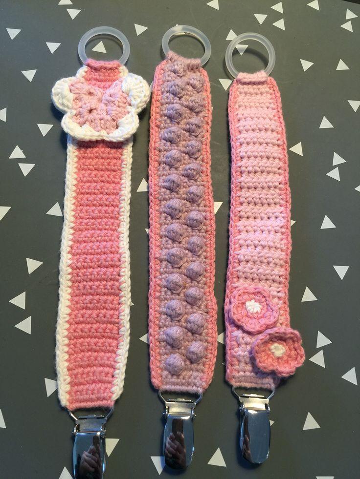 Suttesnore Suttekæder Lavet i garn fra Søstrene Grene med inspiration fra @farmorfabrikken @garngrammatik