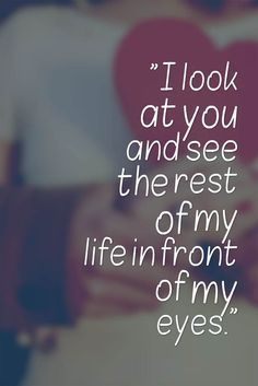 Most Heartfelt Love Quotes To Say To Your Boyfriend ★ See more: http://glaminati.com/heartfelt-love-quotes/