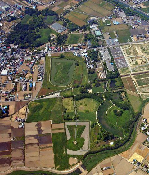 埼玉古墳群 Sakitama ancient tombs