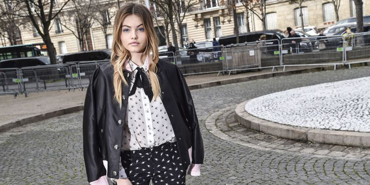 To praise her sixteenth birthday, French model Thylane Blondeau has quite recently been announced as cometic brand L'Oréal's latest brand ambassador , joining the likes of supermodels Doutzen Kroes and Barbara Palvin. Taking after the declaration, the model issued an announcement alluding to the brand as a company in which feels, 'I can be myself,…