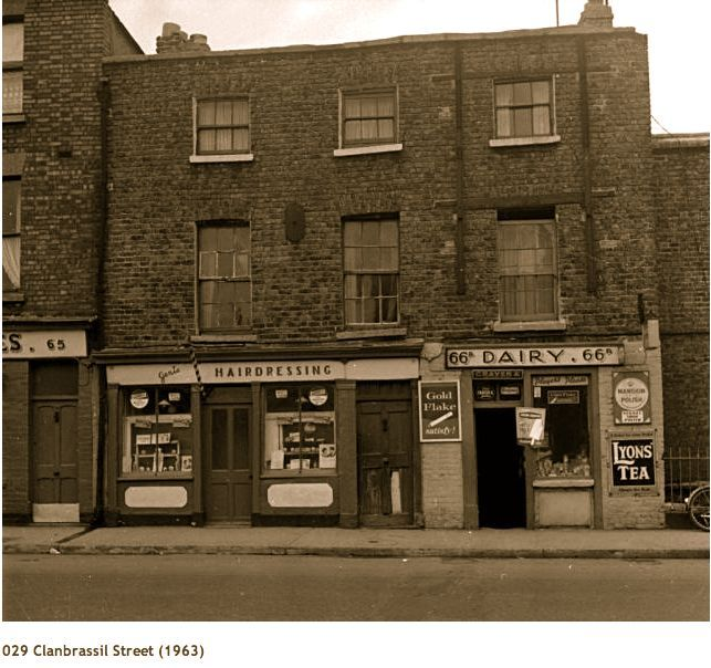 Clanbrassil St 1960s