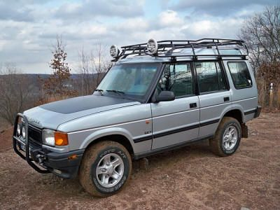 Land Rover Discovery Series I Roof Racks Jeep Or Land