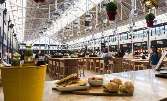 Los mejores mercados, restaurantes y chiringuitos en la capital portuguesa y sus alrededores