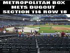 #Ticket  2 NY Mets Tickets 7/3 Chicago Cubs METS DUGOUT Citi Field FREE CESPEDES SLEEVE #deals_us