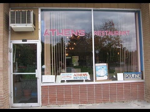 The History of Athens Pizza in Pointe Claire - YouTube