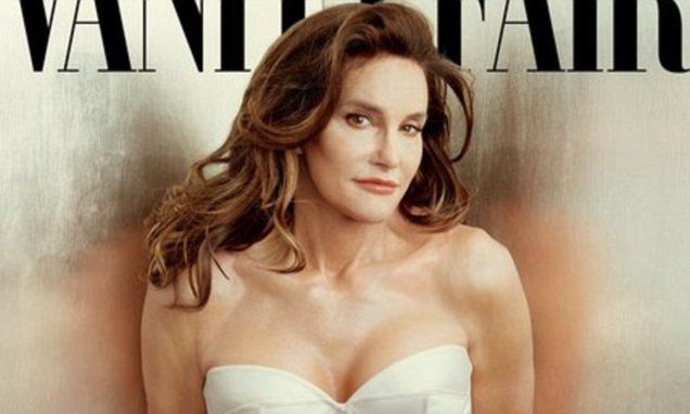 Bruce Jenner unveiled as a woman on cover of Vanity Fair #DailyMail   See this & more at: http://twodaysnewstand.weebly.com/mail-onlinecom