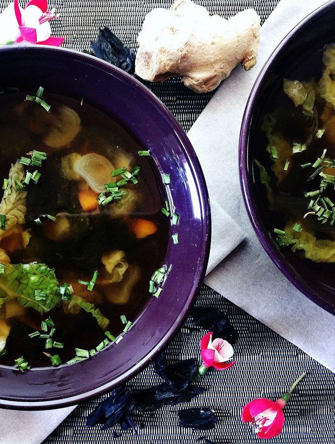 Zuppa di Miso | Miso Soup