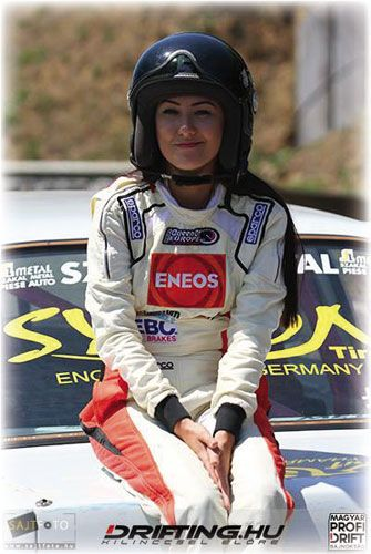 Drift racer Ramona Rusu had amazing results with EBC car brakes. Romanian drift racer Ramona has attended the GPforTicket Kiss The Wall event in Mariapocs.