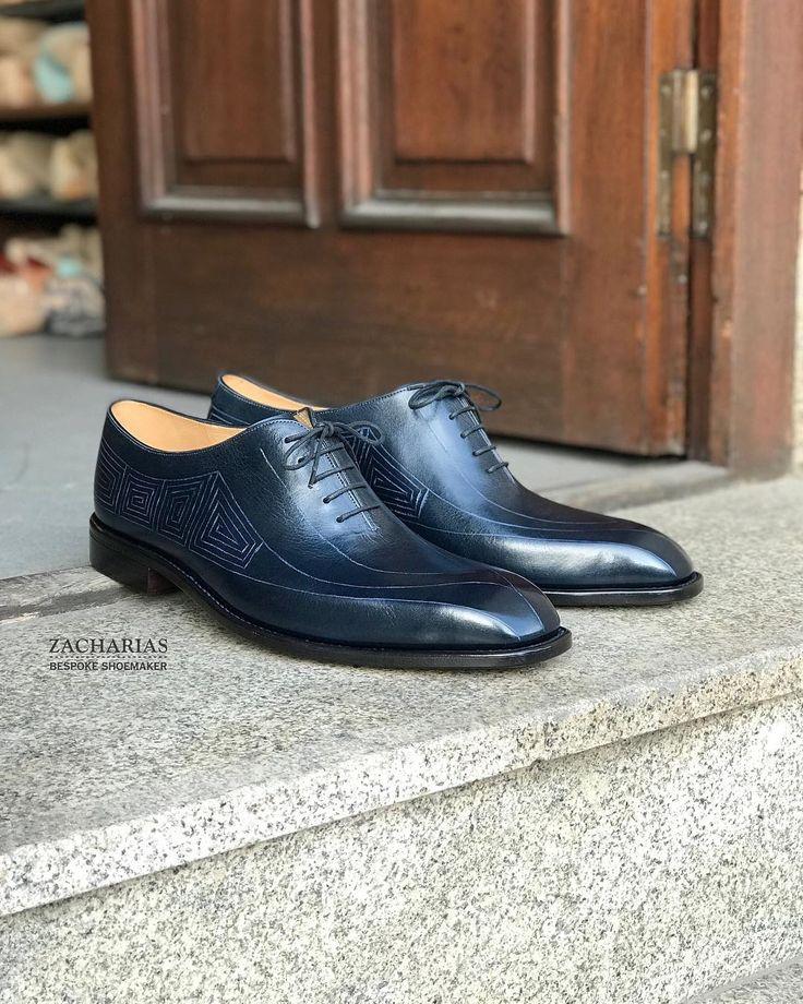 Nové #boty z naší dílny. #bespoke #shoesoftheday #botynamiru #luxus #luxurylife #svec #praha