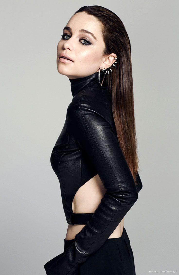 1000 images about emilia clarke on pinterest emilia - Emilia Clarke Stars In Marie Claire Uk Talks Terminator Genisys Workout