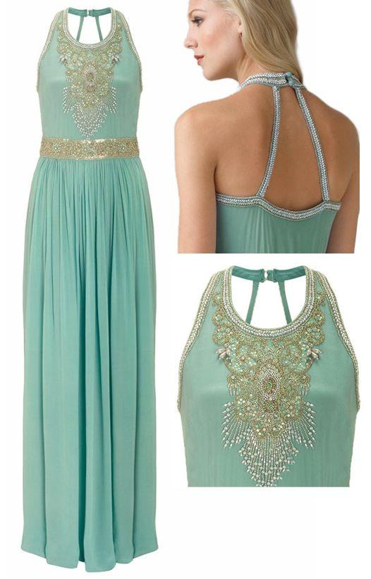 Minted Beaded Dress So Lovely For Rehearsal Dinner I Like This Bridesmaid Dresses