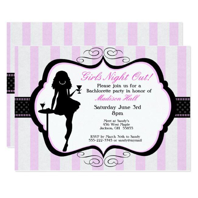 Create Your Own Invitation Zazzle Com Bachelorette Party