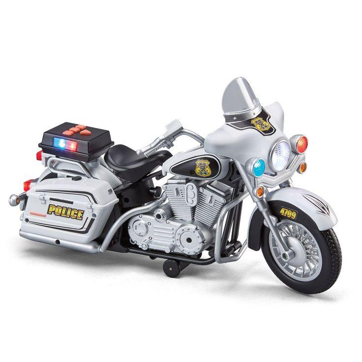 Fast Lane Police Motorcycle | Toys R Us Australia
