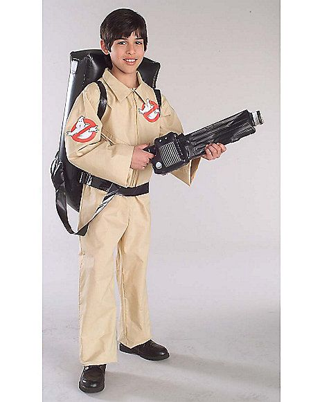 Kids Ghostbusters Costume - Ghostbusters - Spirithalloween.com