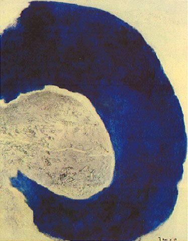 Sem Título 1969 | Tomie Ohtake óleo sobre tela, c.i.d. 99.00 x 81.00 cm                                                                                                                                                                                 Mais