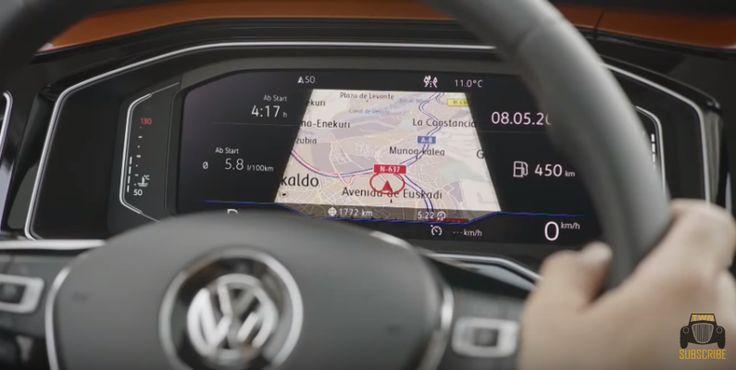 2018 Volkswagen Polo https://youtu.be/K13kXCO5F9M?t=6m35s