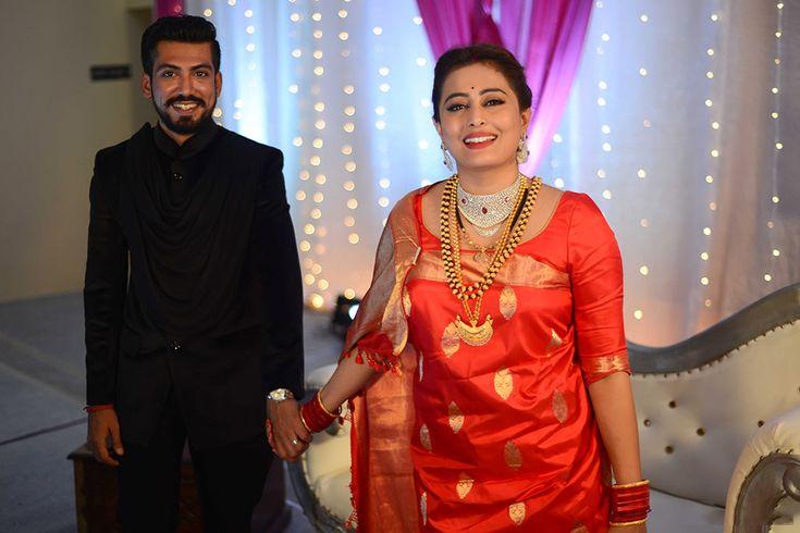Nidhi Subbaiah and Lavesh Khairajani