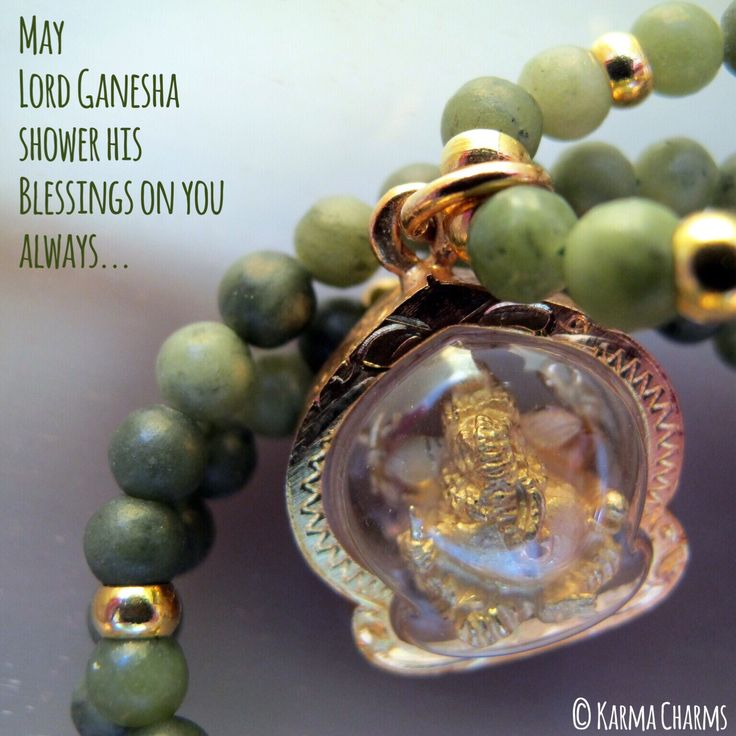 Ganesha, remover of obstacles. Patron of arts and sciences and deva of intellect and wisdom. One-of-a-kind necklace made of 'olive drab' matte Jade beads from Taiwan with a special Ganesha amulet from Thailand. What do you think of this unique piece of jewelry?  #necklaces #jewelry #jade #amulet #beads #ganesha #chakra #yoga #healing #handmade #healingstones #handmadejewelry #handgemaakt #gemstones #gems #oneofakind #Ganapati #Vinayaka #juwelen #sieraden #stones #kettingen