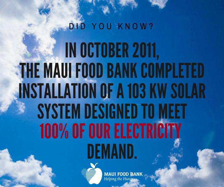 Maui Food Banks