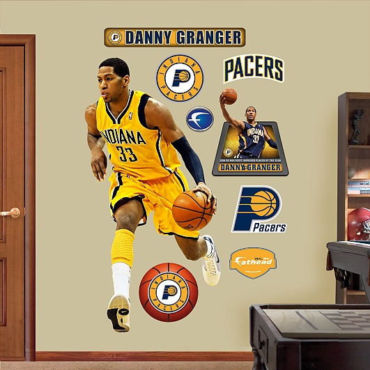 Danny Granger - Most Improved, Indiana Pacers
