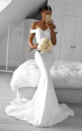 Sexy Mermaid Wedding Dresses 2013