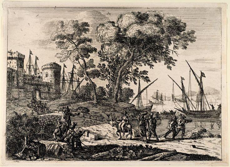 31 best Claude Lorrain (1600-1682) images on Pinterest ...