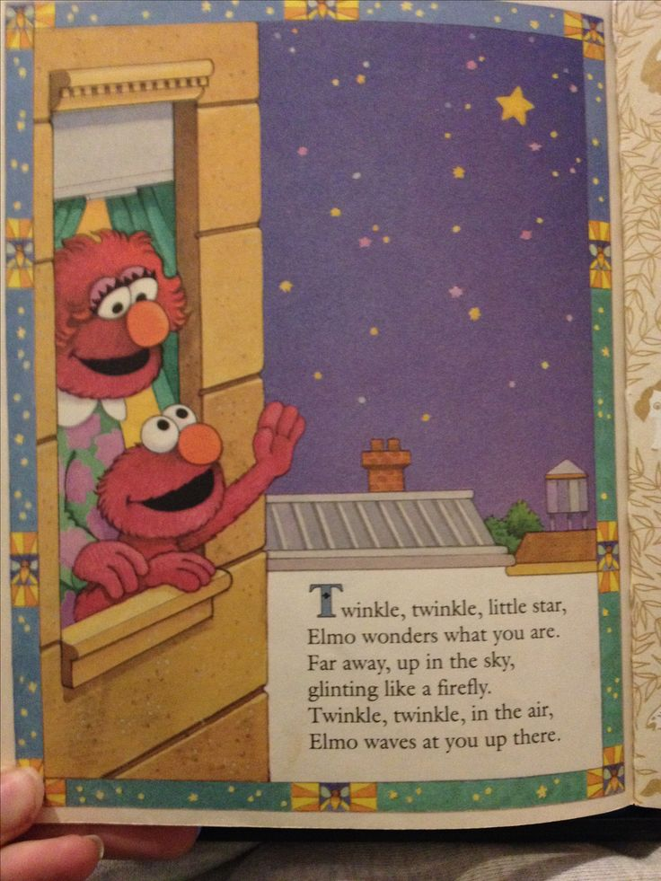 We see framing in this illustration. The use of the frame makes the two characters stand out. Sesame Street Mother Goose Rhymes. Retrieved from http://muppet.wikia.com/wiki/Sesame_Street%27s_Mother_Goose_Rhymes
