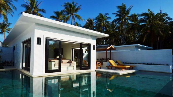 Luxurious resort in Thailand. /resort, luxury, modern style/ #modern #thailand #resort / More: http://www.designcontract.eu/hospitality/holidays-breath-taking-phuket-best-places-stay/