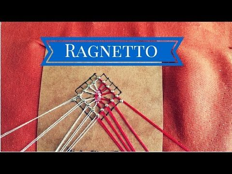 Tombolo - Il ragnetto a Torchon - AnticoModerno