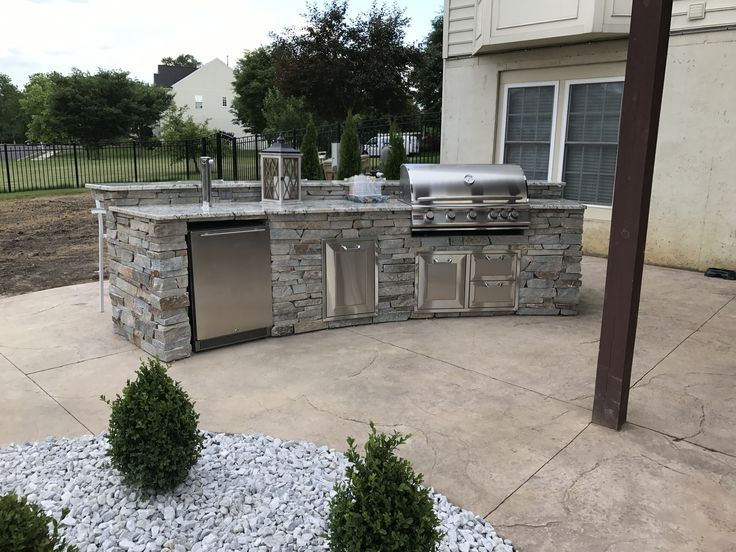 Pin by Hope Caldwell on Outdoor Kitchen Colors   Outdoor