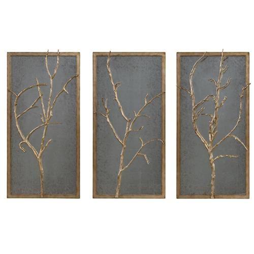 Theodore Alexander-Mirror Wall Panel