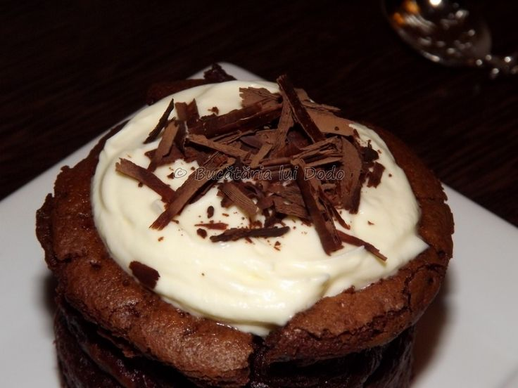 Tort de ciocolată a la Mississippi