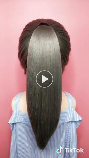 冰冰姐 吖 has just created an awesome short video with original sound - hairstyle_bing