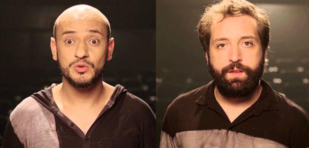 Conheça Portátil, a nova série do Pota dos Fundos para o Comedy Central - Gustavo Miranda e Gregorio Duvivier