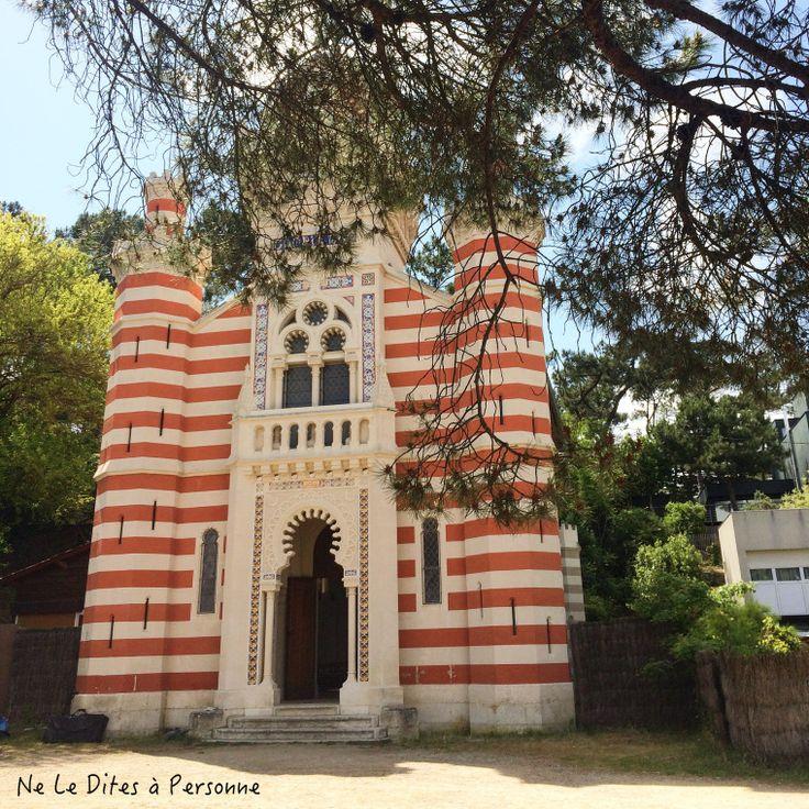 Bassin D'Arcachon, La Chapelle de la Villa Algérienne, Village de L'Herbe - Blog Ne Le Dites à Personne