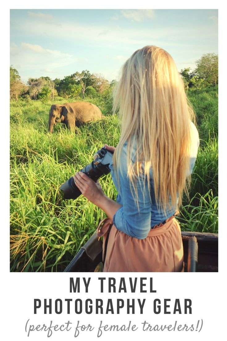 My Travel Photography Gear (Perfect for Female Travelers!) • The Blonde Abroad